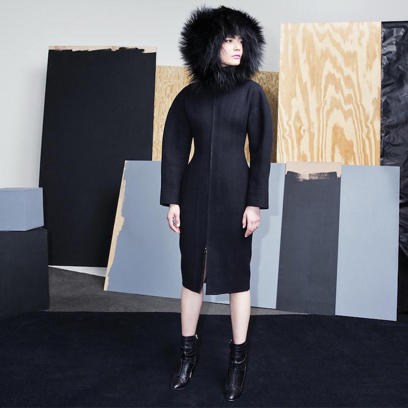 Fendi Wool & Cashmere Coat