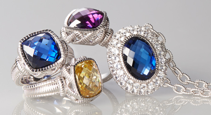 Fine Jewelry Feat. Judith Ripka at Gilt