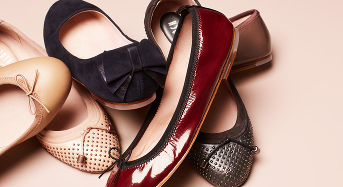Flat-Out Chic: Shoes Feat. Bloch at Gilt