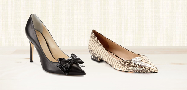 Flats & Pumps: You Can Never Have Too Many at Rue La La
