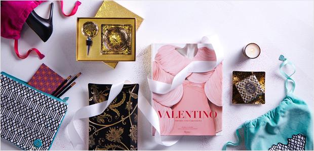 For Glam Girls: Fashion Books to Faux Florals at Rue La La