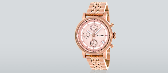 Fossil, Rotary & More at Belle & Clive
