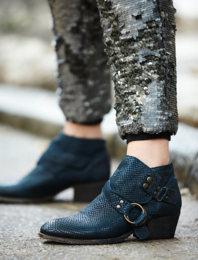 Free People Tortuga Ankle Boot