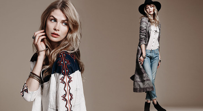 Free People at Gilt