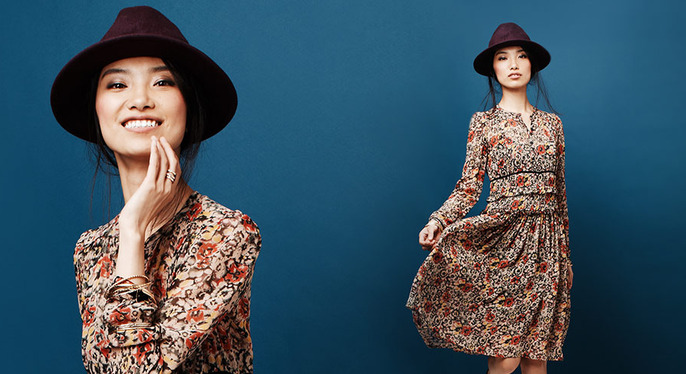 French-Girl Style Feat. Vanessa Bruno at Gilt