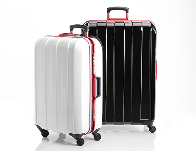 Frequent Flyer: Luggage at MYHABIT