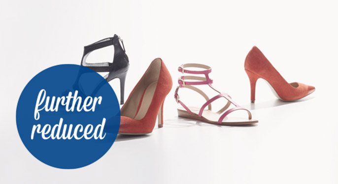 Further Reduced: Shoes at Gilt