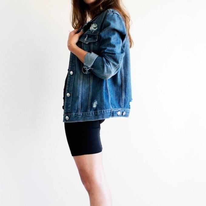 GREYWIRE Hampton Denim Jacket