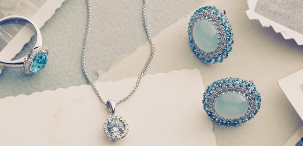 Gemstone Jewelry: Add Vibrant Sparkle at Rue La La