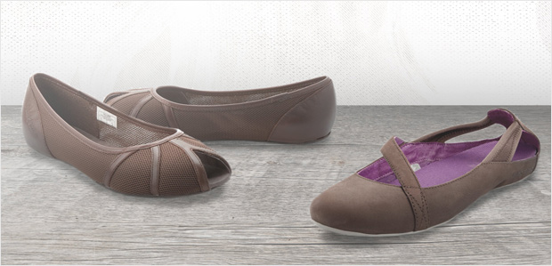 Get Outdoors: Women's Shoes for Everyday Wear at Rue La La