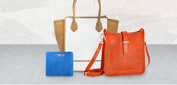GiGi New York Handbags at Rue La La