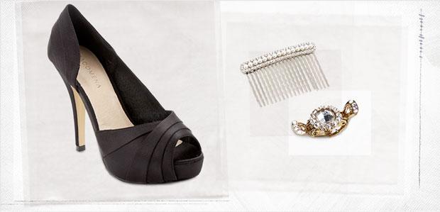 Glam Shoes & Accessories: For the Party Circuit - 3PM ET at Rue La La