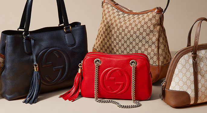Gucci Handbags at Gilt