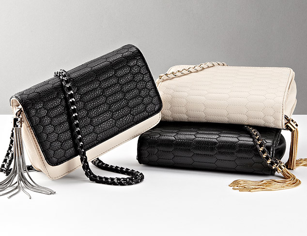 Handbags feat. Aimee Kestenberg at MYHABIT