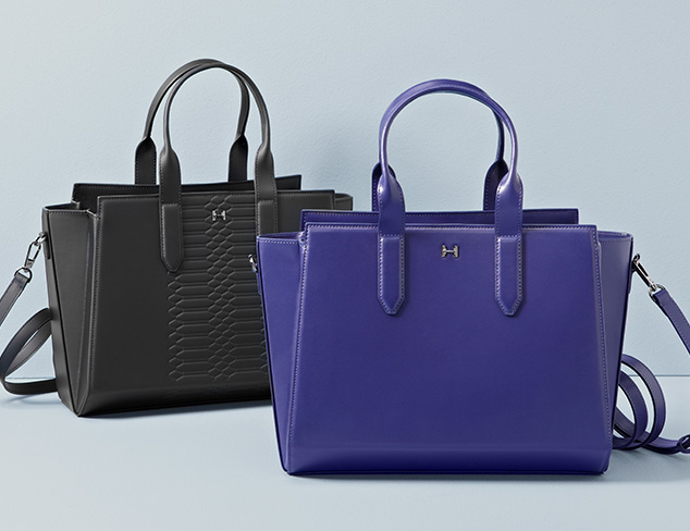 Handbags feat. Halston Heritage at MYHABIT