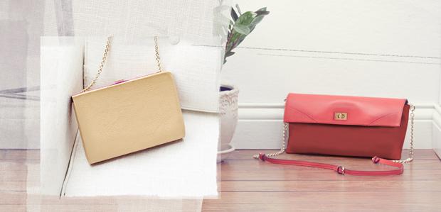 Handfuls of Handbags: Styles Starting at $25 at Rue La La