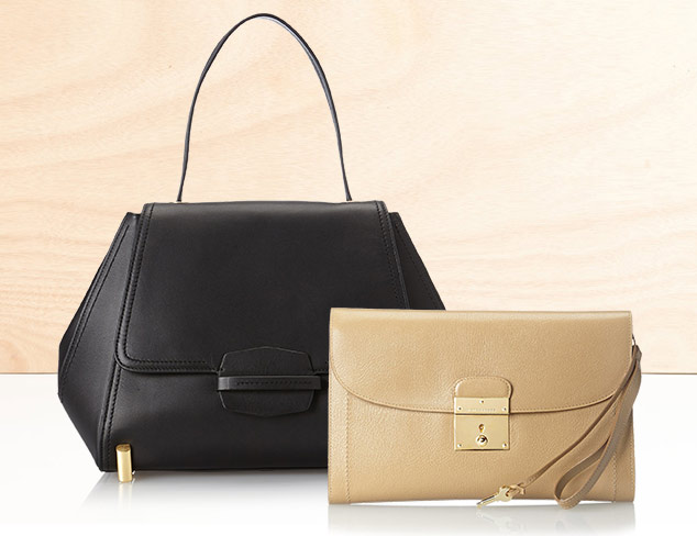 Haute Handbags: Clutches, Satchels & More at MYHABIT