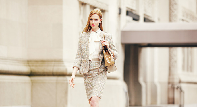 Investment-Worthy Wardrobe Staples at Gilt