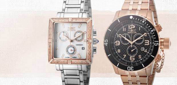 Invicta Women's & Men's Watches at Rue La La