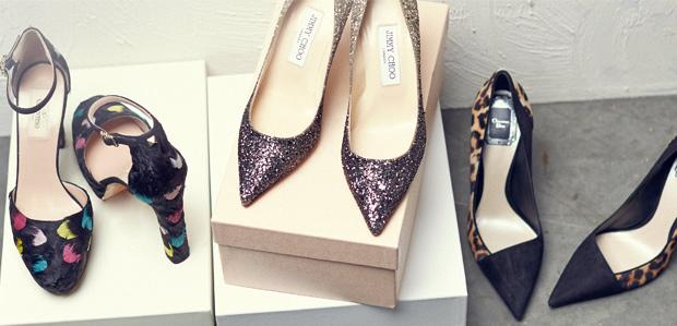 It Shoes of the Season Featuring Jimmy Choo at Rue La La