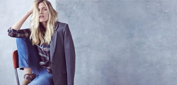 Jackets, Woven Tops, & Denim: Your Everyday Essentials at Rue La La
