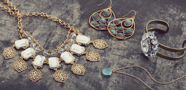 Jewelry Featuring NuNu Designs: Total Stunners at Rue La La