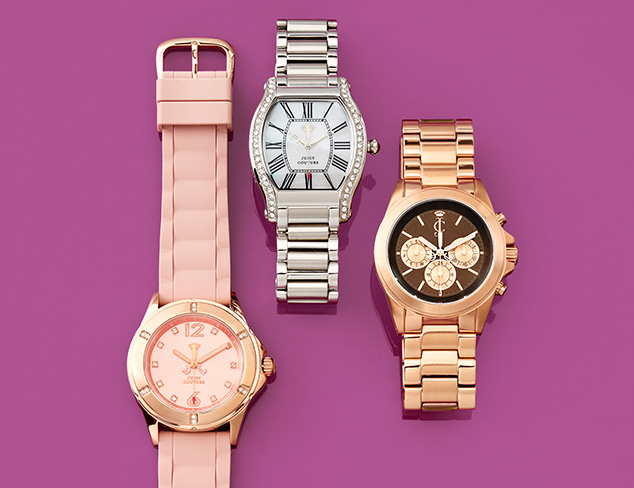 Juicy Couture Watches at MYHABIT