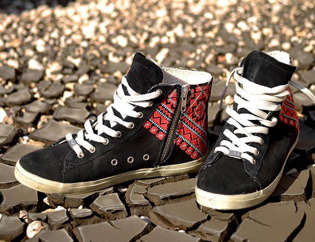 Kim and Zozi Shoes at MYHABIT