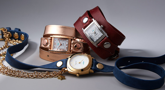 La Mer Collections Watches at Gilt