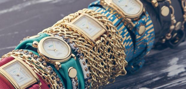 La Mer Collections Wrap Watches at Rue La La