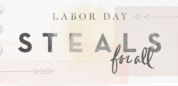 Labor Day Steals for All: Up to 80% Off at Rue La La