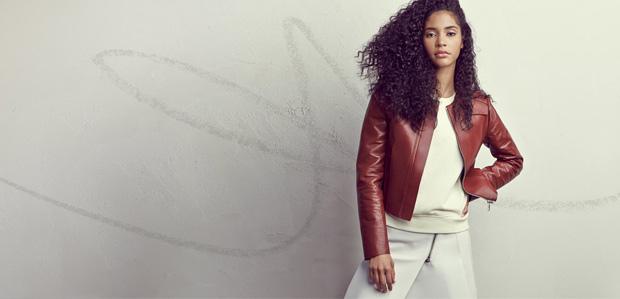 Leather: A Fall Wardrobe Must at Rue La La