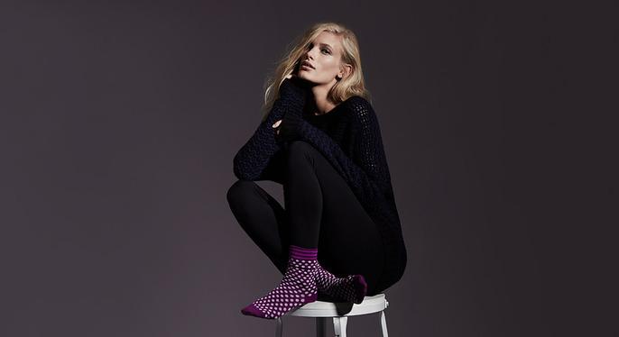 Leg Up: Socks, Tights & More at Gilt