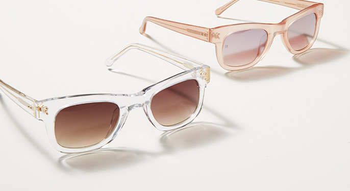 Linda Farrow Luxe Eyewear at Gilt