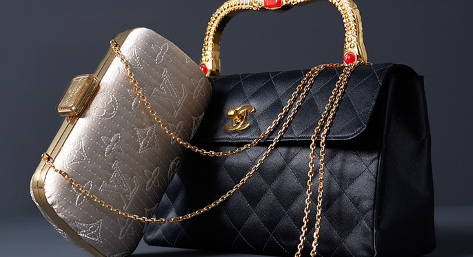 Little Luxuries: Vintage Clutches & More at Gilt