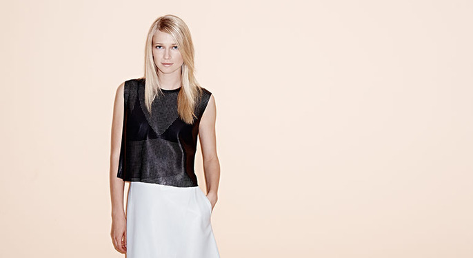 Look Sharp: All the Right Angles at Gilt