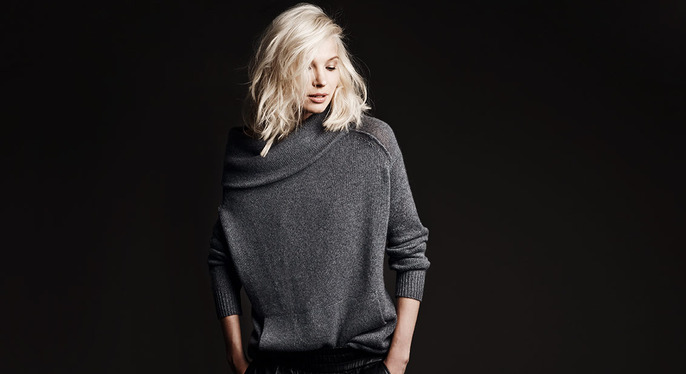 Luxe Cashmere Sweaters at Gilt