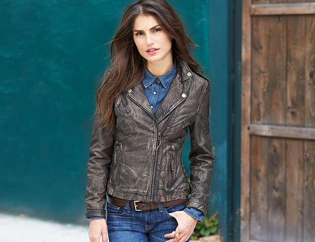 Marc New York Leather Jackets at MYHABIT