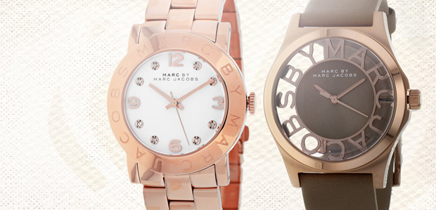 Marc by Marc Jacobs Women's & Men's Watches at Rue La La