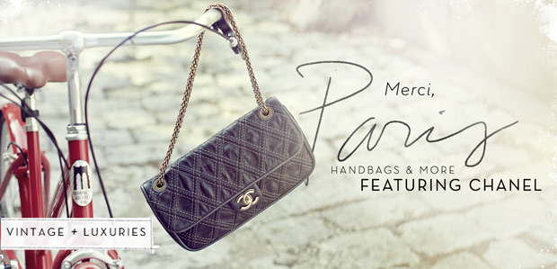 Merci, Paris: Handbags & More Featuring Chanel at Rue La La