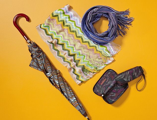 Missoni Accessories at MYHABIT