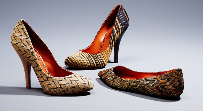 Missoni Shoes at Gilt