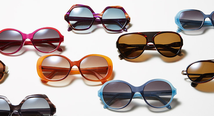 Morgenthal Frederics Sunglasses at Gilt