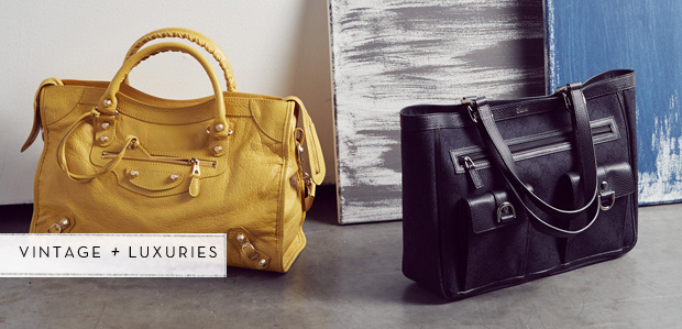 Most Coveted: Handbags Featuring Gucci at Rue La La