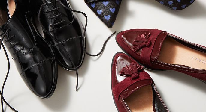 Must-Have Flats: Oxfords & Loafers at Gilt