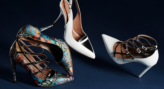 Must-Have Shoes Feat. Tabitha Simmons at Gilt