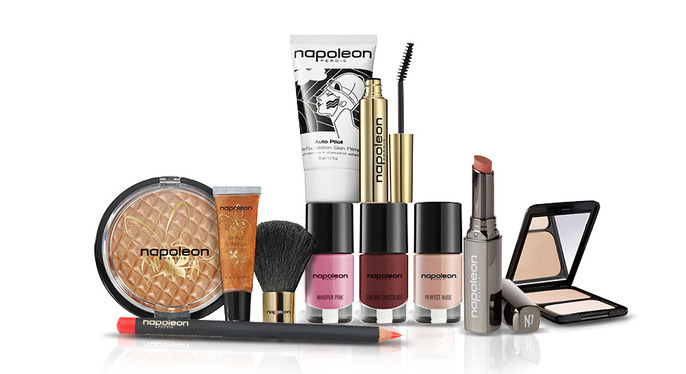 Napoleon Perdis Cosmetics at Gilt