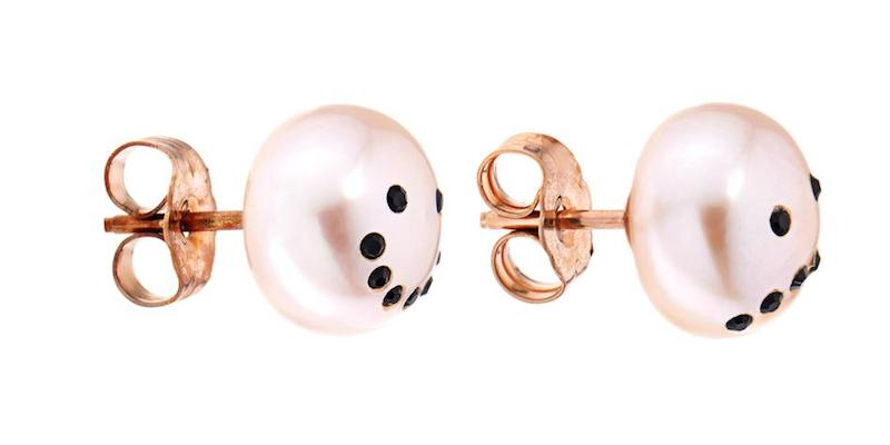 Nektar de Stagni Drama Pink-pearl Earrings_2