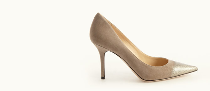 Neutral State ft. Jimmy Choo at Belle & Clive