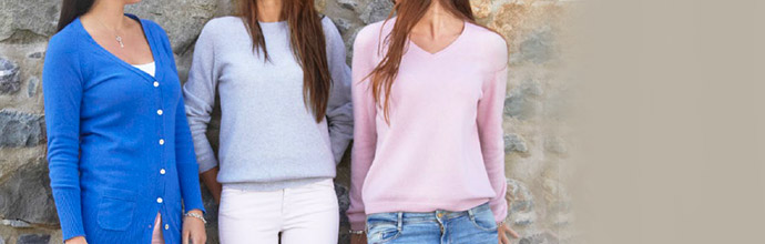 New Autumn Cashmere Collection at Brandalley